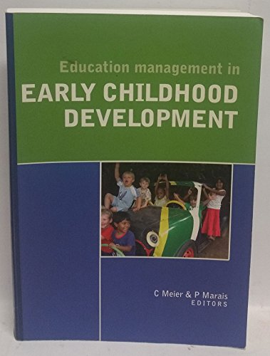 9780627026782: Education Management in Early Childhood Development