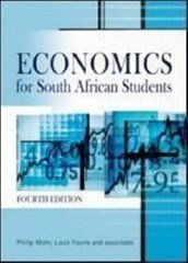 9780627027123: Economics for South African Students