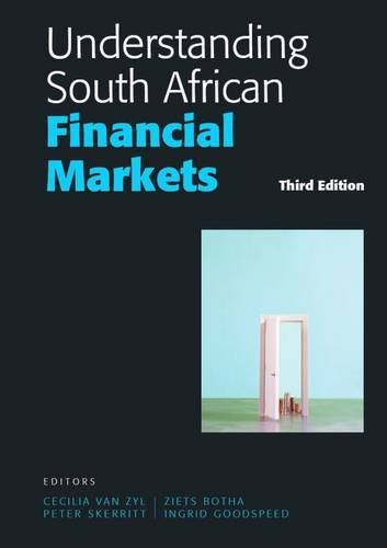 9780627027680: Understanding South African Financial Markets