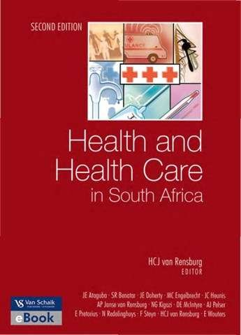9780627030130: Health and Health Care in South Africa