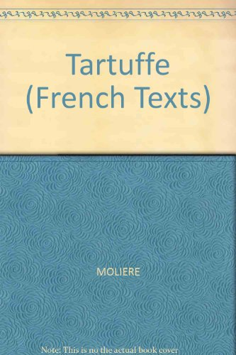 9780631004301: Tartuffe (French Texts)