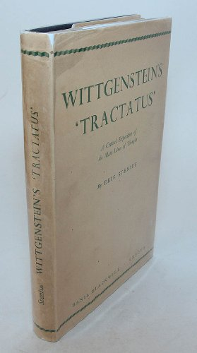9780631060703: Wittgenstein's Tractatus: A Critical Exposition of its Main Lines of Thought