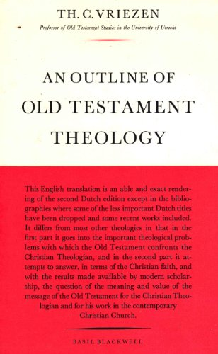 9780631091509: Outline of Old Testament Theology