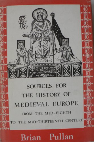 9780631096306: Sources for the History of Mediaeval Europe