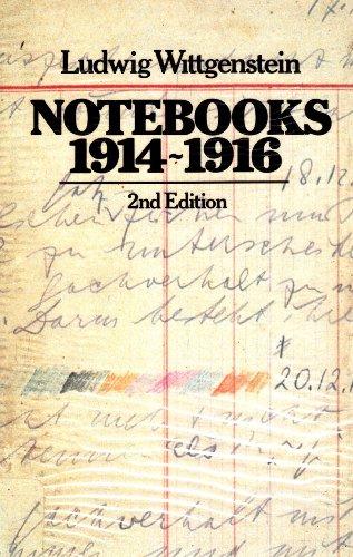 9780631102915: Notebooks