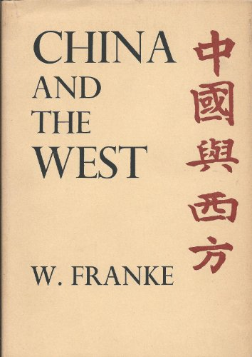 9780631104209: China and the West