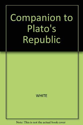 9780631107811: A Companion to Plato's Republic