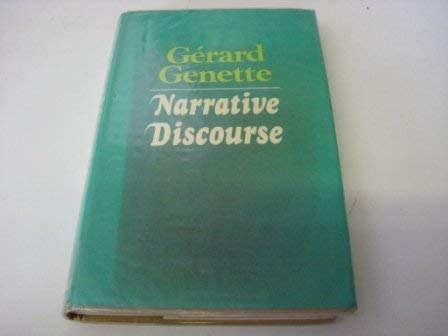 9780631109815: Narrative Discourse