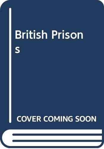 9780631112211: British prisons