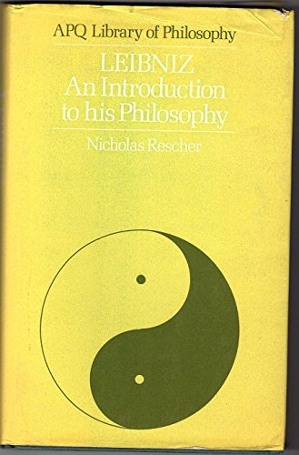 Leibniz : An Introduction to His Philosophy Rescher, Nicholas