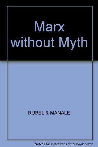 9780631118817: Marx without Myth