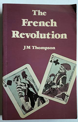 9780631119210: The French Revolution