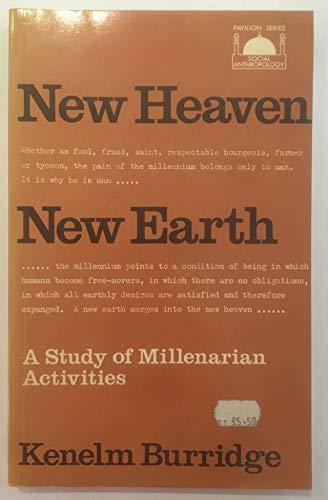 9780631119500: New Heaven, New Earth (Pavilion S.)