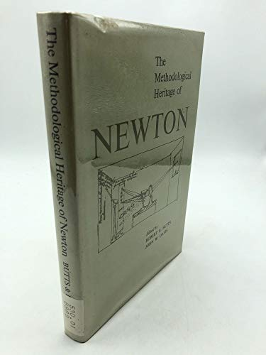 9780631122005: The methodological heritage of Newton