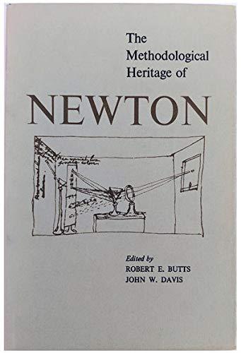 9780631122005: The methodological heritage of Newton