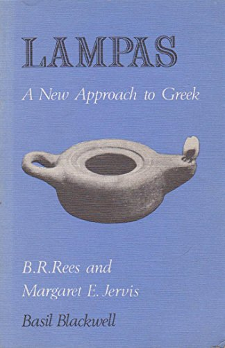 Lampas: New Approach to Greek: REES JERVIS