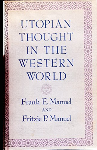 9780631123613: Utopian Thought in the Western World