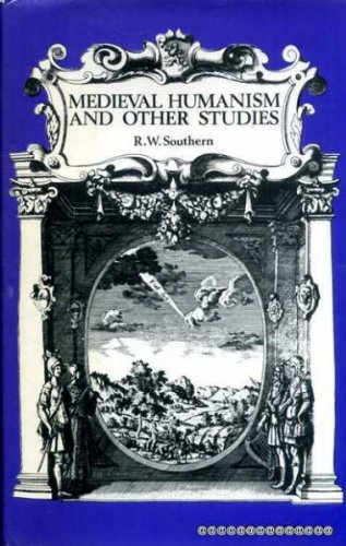 9780631124405: Medieval Humanism and Other Studies