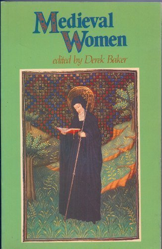 9780631125396: Medieval Women (Studies in Church History. Subsidia, 1)