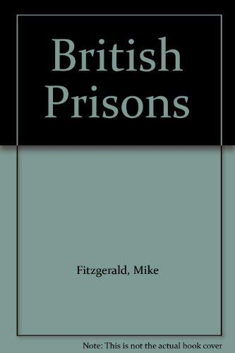 9780631126065: British Prisons