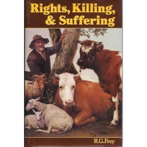 9780631126843: Rights, Killing and Suffering
