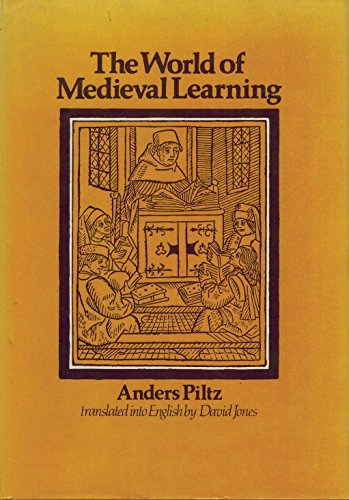 9780631127123: World of Mediaeval Learning