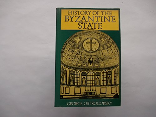 9780631127826: History of the Byzantine State