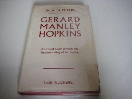 9780631127901: Gerard Manley Hopkins