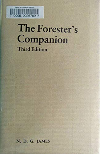 9780631127963: Forester's Companion
