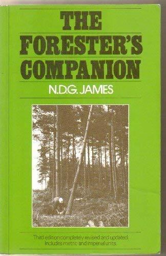 9780631127970: Forester's Companion