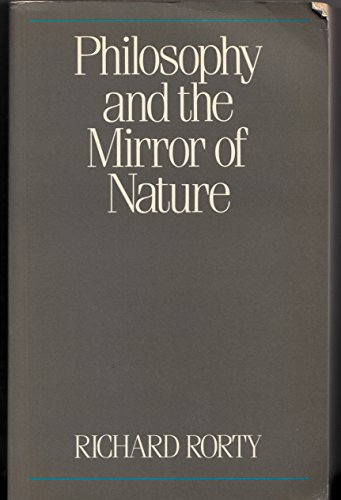 9780631128380: Philosophy and the Mirror of Nature