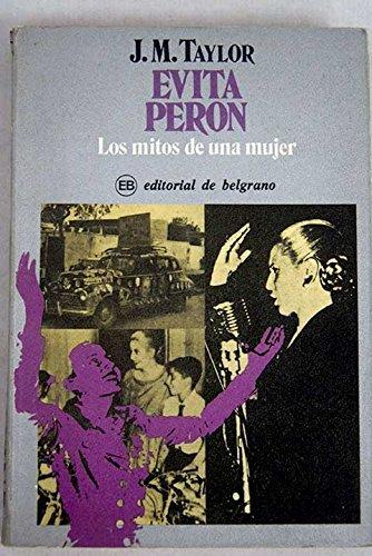 9780631128458: Evita Peron: The Myths of a Woman (Pavilion)