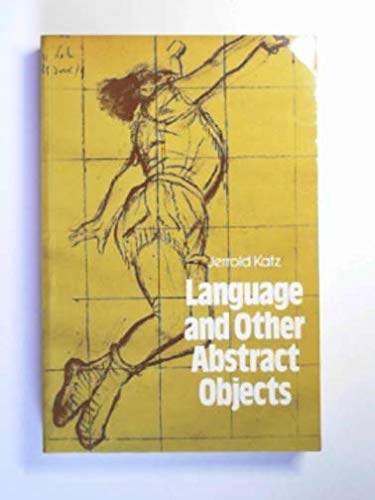 9780631129547: LANGUAGE AND OTHER ABSTRACT OBJECTS