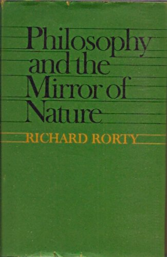 9780631129615: Philosophy and the Mirror of Nature