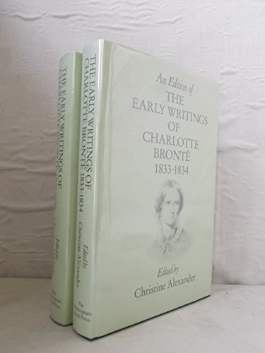 9780631129899: Early Writings: Rise of Angria, 1833-35 v. 2 (Edition of the Early Writings of Charlotte Bronte)