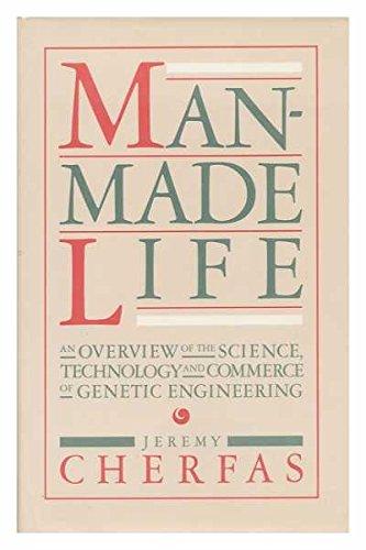 9780631130260: Man Made Life: Genetic Engineering Primer