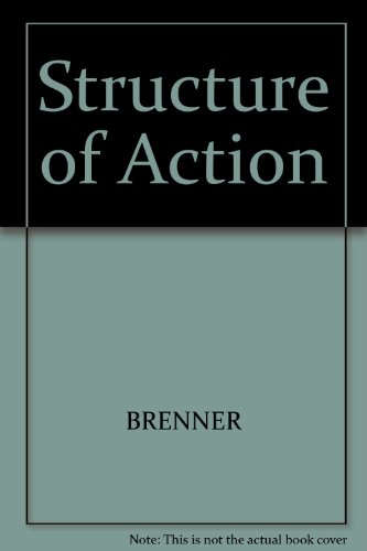 9780631130345: Structure of Action