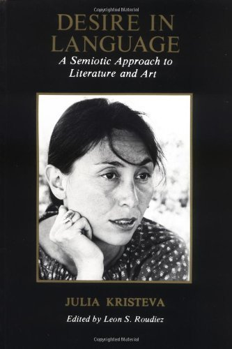 9780631130451: Desire in Language: A Semiotic Approach to Literature and Art