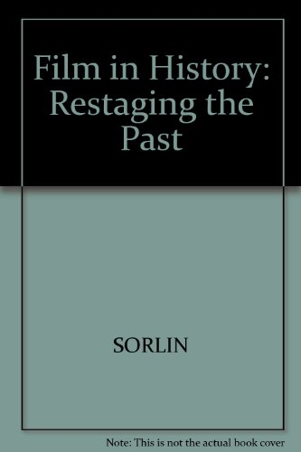 9780631130550: Film in History: Restaging the Past