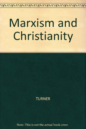 9780631131182: Marxism and Christianity