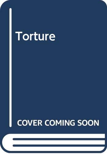 9780631131649: Torture (New perspectives on the past)