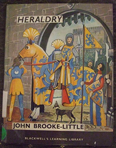 9780631131908: Heraldry (Blackwell's learning library)