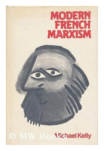 9780631132028: Modern French Marxism