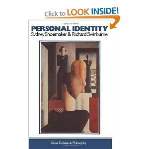 9780631132080: Personal Identity (Great Debates in Philosophy)