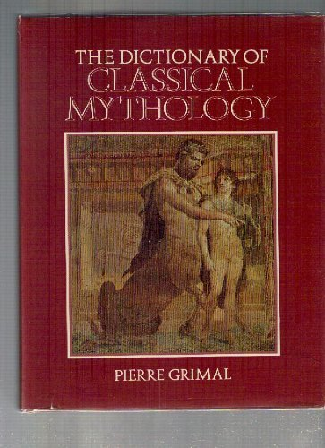 9780631132097: A Dictionary of Classical Mythology (Blackwell Reference)