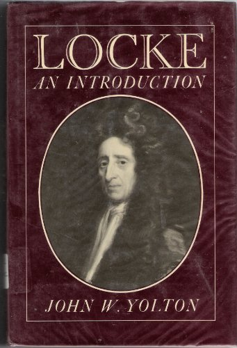 9780631133766: John Locke: An Introduction