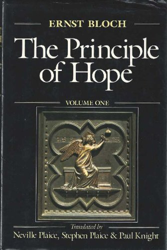9780631133872: The Principle of Hope