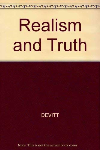 9780631135357: Realism and Truth