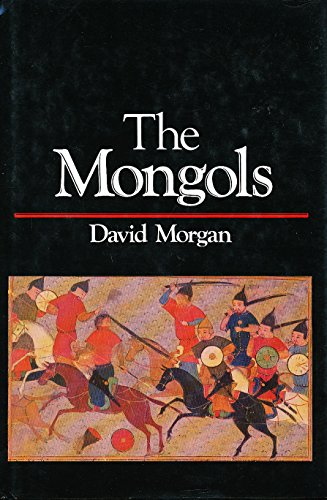 9780631135562: The Mongols (The Peoples of Europe)