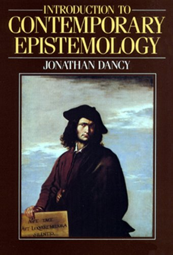 9780631136217: Introduction to Contemporary Epistemology